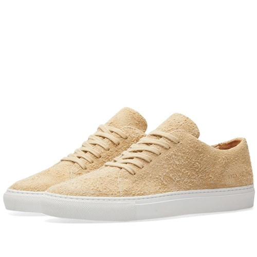 Common Projects Court Low Suede Neutrals JrejbI