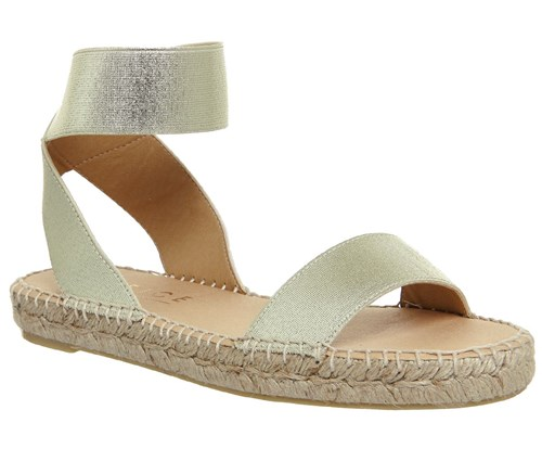 Espadrilles South Beach de bureau élastiques multicolores multicolores rtrBxwpnq
