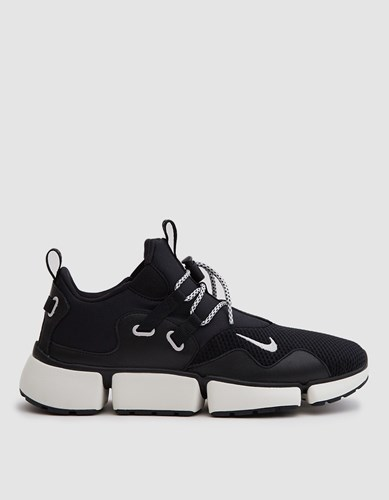 Nike Pocket Knife Dm Shoe In Black Vast Grey Vast Grey kadYty