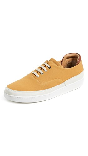 WANT Les Essentiels Smith Sneakers Multi Gold Earth Dune 04SV9