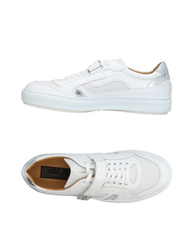 Cesare Paciotti 4Us Sneakers White IRzmb