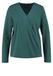 More And More Long Sleeved Top Legend Green Dark Green
