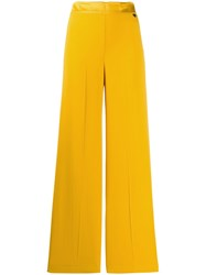Twin Set High Waist Wide Leg Trousers 60