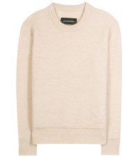 By Malene Birger Giant Wool And Mohair Blend Sweater Pink