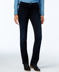 Tommy Hilfiger Midnight Blue Wash Straight Leg Jeans Only At Macy's
