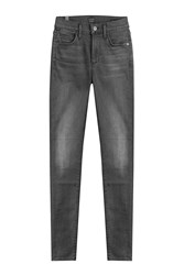 Citizens Of Humanity Ankle Length Slim Jeans Grey