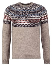 United Colors Of Benetton Regular Fit Jumper Grey