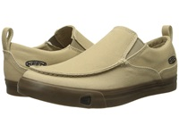Keen Timmons Slip On Canvas Kelp Men's Slip On Shoes Green
