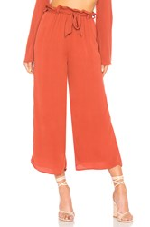 Majorelle Shawn Pants Brick