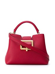Bally Jorah Grained Effect Tote Bag 60