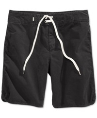 Quiksilver Street Trunk Shorts Black