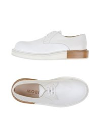 Mobi Footwear Lace Up Shoes Women