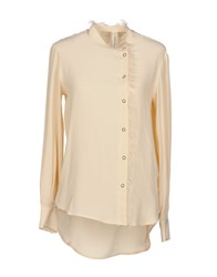 Coast Weber And Ahaus Shirts Beige