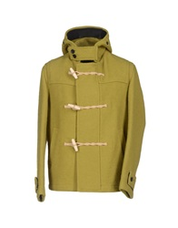 Gloverall Jackets Acid Green