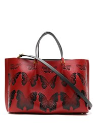 Valentino Sw2b0d99dir Eu5 Furs And Skins Leather Red