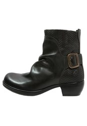 Fly London Melb Boots Olive