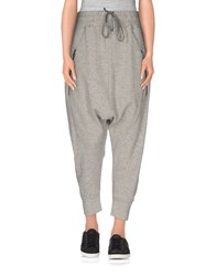 Lgb L.G.B. Trousers 3 4 Length Trousers Women Grey