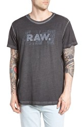 G Star Men's Raw Most Graphic T Shirt