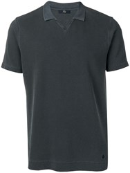 Fay Polo Shirt Blue