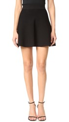 Cushnie Et Ochs Mini Circle Skirt Black