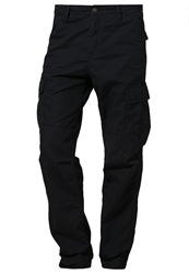 Carhartt Columbia Cargo Trousers Jet Rinsed Dark Blue