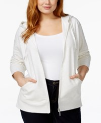Styleandco. Style And Co. Sport Plus Size Hooded Active Jacket Only At Macy's
