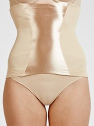 Maidenform Easy Up Waist Nipper Nude
