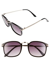 Icon Eyewear Retro Sunglasses Black