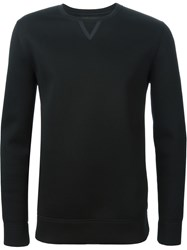 Helmut Lang Crew Neck Sweatshirt Black