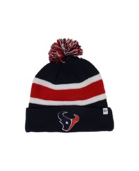 '47 Brand Houston Texans Nfl Breakaway Knit Hat Navy