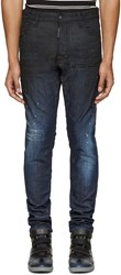 Dsquared Navy Cool Guy Jeans