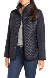 Gallery Quilted Jacket Ink Navy