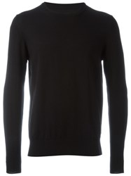 Maison Martin Margiela Maison Margiela Elbow Patch Sweater Black