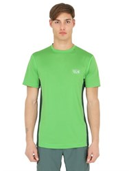Mountain Hardwear Wicked Lite Nylon T Shirt