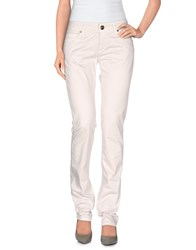 Shaft Trousers Casual Trousers Women Grey