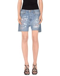 Grifoni Denim Denim Shorts Women
