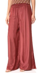 Elizabeth And James Elton Wide Trousers Currant