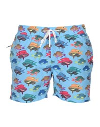 Rrd Swim Trunks Sky Blue