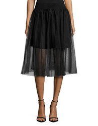 Necessary Objects Tulle Skirt