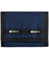 Le Sport Sac Lesportsac Travel System Metro Wallet Classic Navy