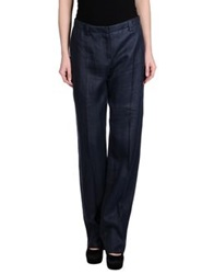 Loro Piana Casual Pants Slate Blue