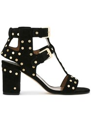 Laurence Dacade Helle Sandals Black