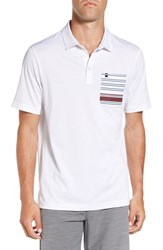 Travis Mathew Men's Hungover Jersey Polo