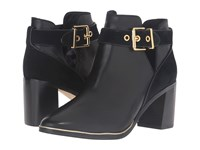 Ted Baker Nissie Black Suede Leather Women's Boots