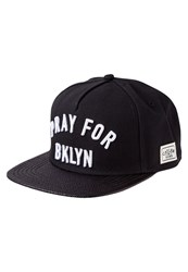 Cayler And Sons Pray For Bklyn Cap Black White