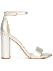Sam Edelman Yaro Sandals Metallic