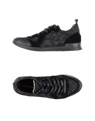 Messagerie Low Tops And Trainers Black