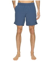 The North Face Class V Pull On Trunk Shady Blue Men's Swimwear