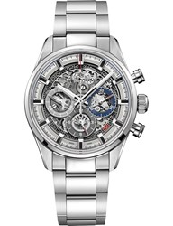 Zenith 03.2153.400 78.M2150 Chronomaster El Primero Full Open Stainless Steel Watch