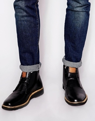 Original Penguin Ince Desert Boot Black